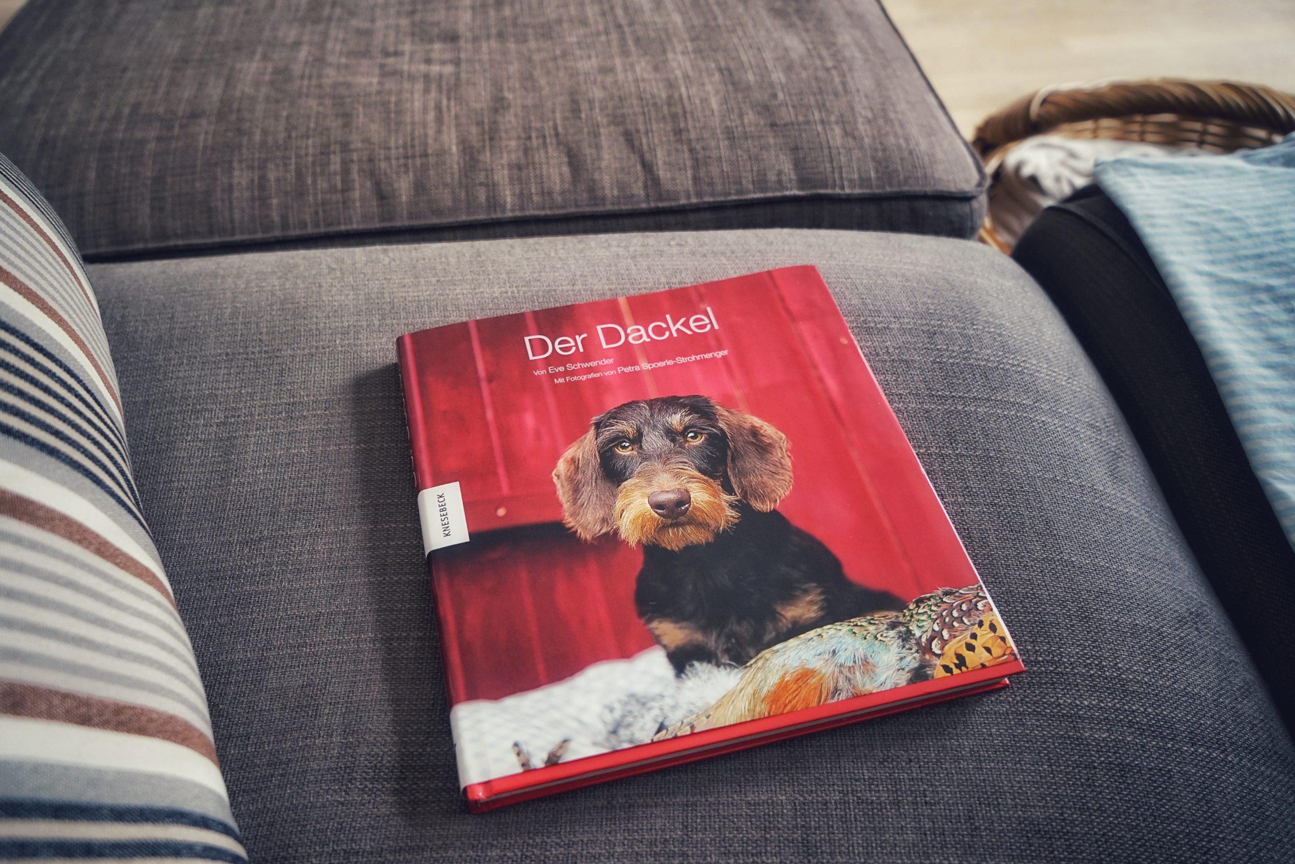 Buch für Dackel-Liebhaber