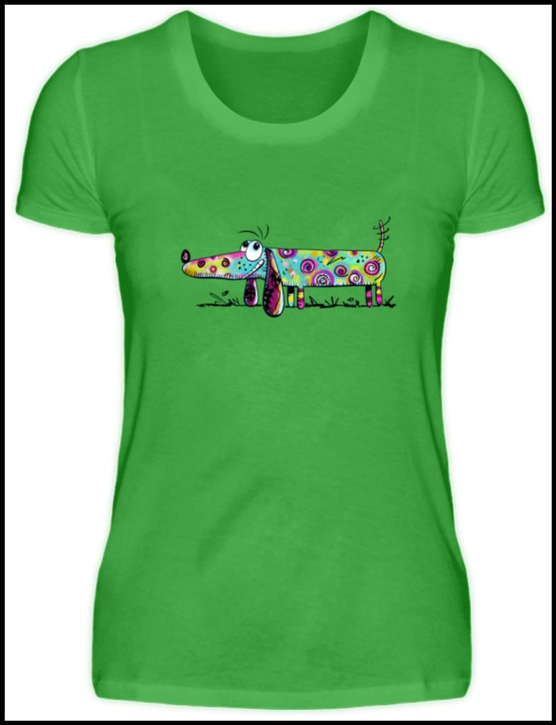 toller Dackel T-Shirt